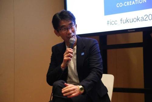 チームボックス代表取締役・日本ラグビーフットボール協会コーチングディレクターの中竹竜二氏