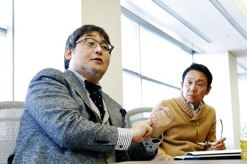 JTの妹川氏(写真左)