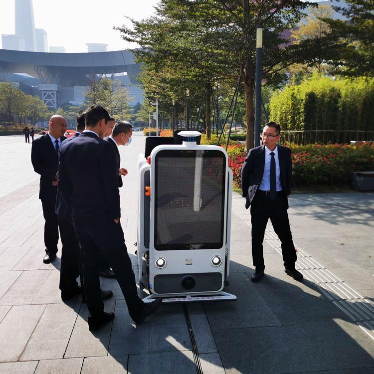 新型コロナ禍から回復中の中国で増えるロボット