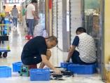 半導体不足で勢いづく中国・深圳の中古チップ市場