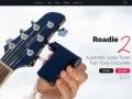 ギターの自動チューニング機「Roadie」はレバノン発
