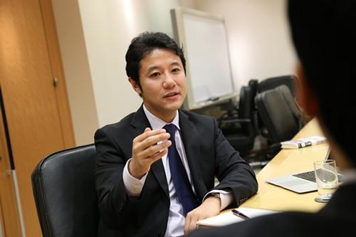 入山章栄・早稲田大学ビジネススクール准教授(写真=陶山勉)