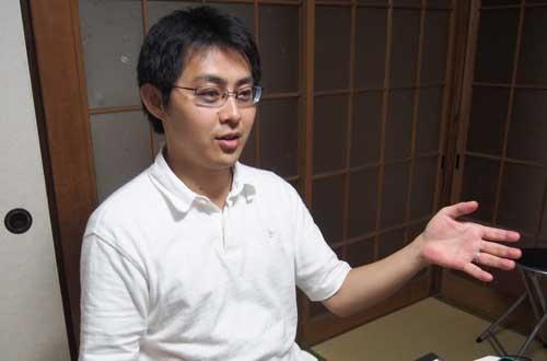 「生活保護は恥という考えを捨てて」と呼びかける藤田氏