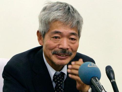 中村哲医師(写真:AP/アフロ、2008年8月撮影)