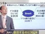 EU離脱後、英国がFTA網を復旧させるなら300年かかる