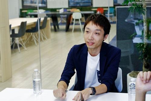 空の松村大貴CEO