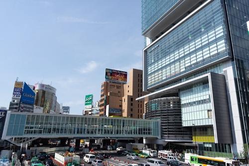 完成直後の渋谷ヒカリエ。2012年撮影(写真:荻窪圭)