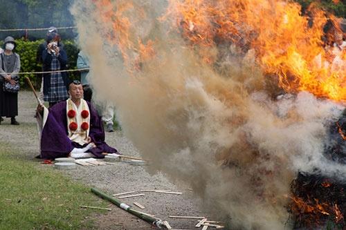 密教は、仏教が持つ不思議な力で日本を守る(写真:アフロ)