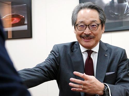 藤原清志・マツダ副社長