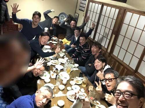 札幌の酒庵 五醍にて。極上の料理と最低の会話(笑)。