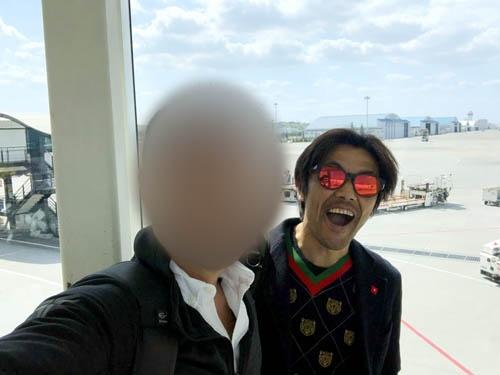 """北京オリンピックの男子ロードレース日本代表、宮澤崇史選手。現在は<span class=""""red_c""""><a href=""""http://lemonadebellmare.jp/"""" target=""""_blank"""">リオモ・ベルマーレ</a></span>というレーシングチームで監督を務めておられます。"""