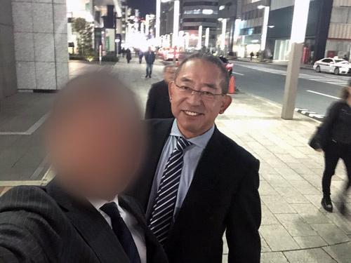 オリンピックを控え、何かとお忙しい黒田先輩。楽しゅうございました。
