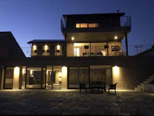 こんな素晴らしい家が格安で借りられてしまうのですから、エアビーってすごいです。