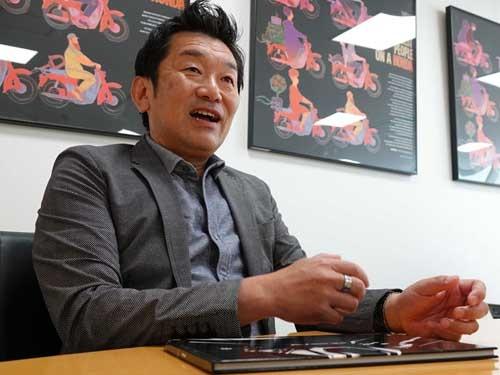 ホンダ四輪R&Dセンター LPL Meister 主任研究員の水上 聡さん。