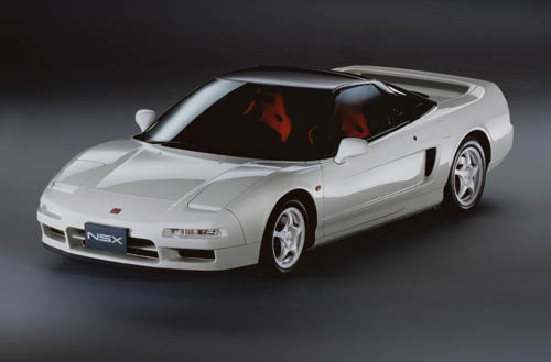 NSX タイプR(1992年発売、写真:ホンダ)