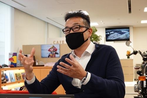 本田技研工業 四輪事業本部 ものづくりセンター 完成車開発統括部 車両企画管理部 LPL 田中健樹さん