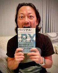 カメラの関係で妙に頭が大きく写ってしまいましたが、実際の本田氏はスラっとした8頭身であ……りま……す。