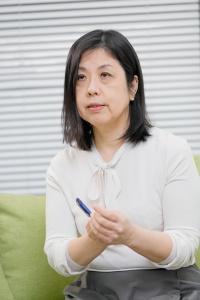 発達障害クリニック附属発達研究所所長の神尾陽子さん。日本の発達障害の研究をけん引する医師の1人だ。