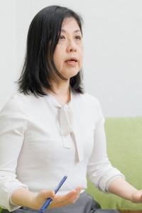 神尾さんは研究者であり、自ら治療にあたる児童精神科医でもある。