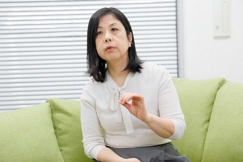 自閉症は胎内から始まっていて、愛情の問題ではないことは今も強調する必要があります、と神尾陽子さんは冒頭でも語っていた。