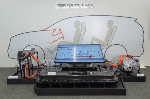 ホンダが今回発表したEV専用プラットフォーム(写真:ホンダ)