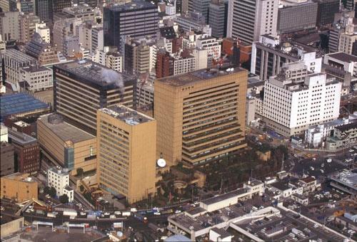 1995年の東京。筆者はこの年が大きな転換点だったとみている(写真:Fujifotos/アフロ)