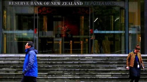 ニュージーランドが世界の金融政策をリードする?(写真:ロイター/アフロ)