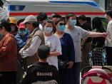 「集団免疫」か「徹底検査」か 英領ジブラルタルと中国・台湾との比較