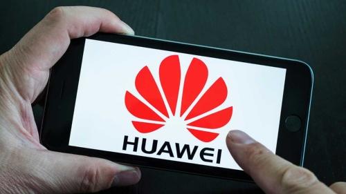 米国は中国通信大手ファーウェイに対する事実上の輸出禁輸措置を発動した(写真:ユニフォトプレス)