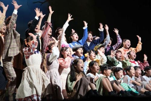 エステーが開催を長年続けているミュージカル「赤毛のアン」