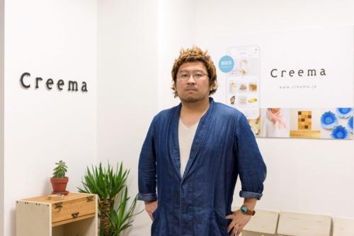 会社としてのクリーマの今後について丸林耕太郎氏は「これまでの大企業とは違う、新しい大企業のスタイルを形づくっていくつもり」と語る