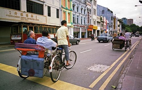 1990年代のシンガポール(写真:PIXTA)
