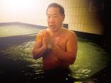 毎朝、水風呂で『大断言』を唱える経営者