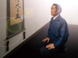 1日3回、元禄時代からの先祖の名を読み上げる