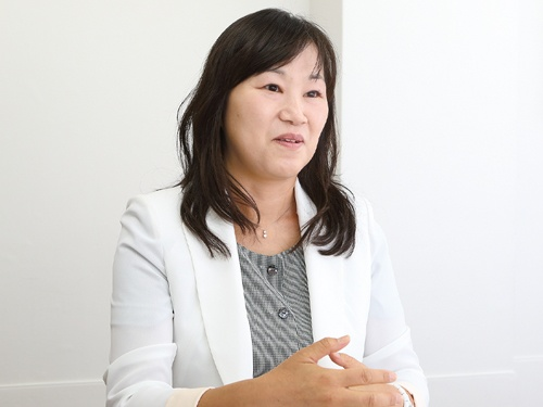 「部門別採算制の本格導入に2年かかった」と話す三井社長(写真/大亀京助)