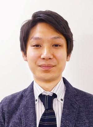 オアシスソリューションの早川大介執行役員。入社4年目に、社内選挙で執行役員に就いた(写真提供/オアシスライフスタイルグループ)