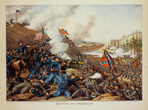 米国の南北戦争(写真:ユニフォトプレス)
