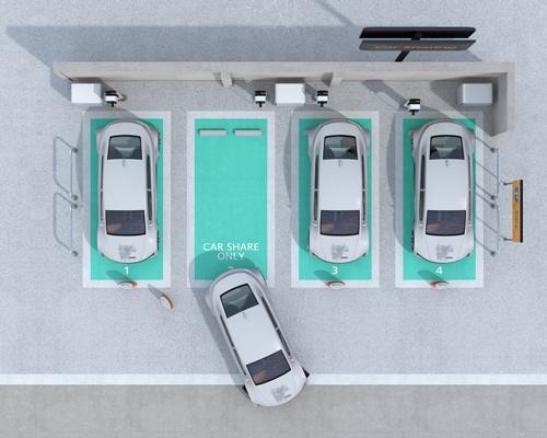 充電場所が増えなければ、電気自動車の普及は難しい(写真:PIXTA)