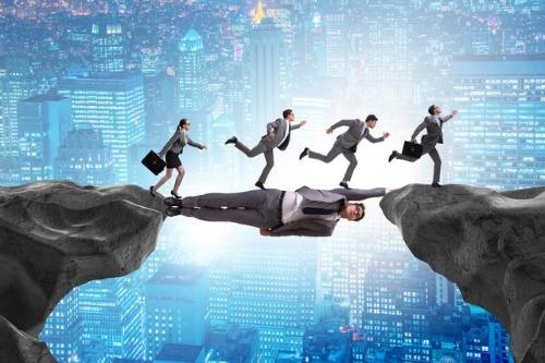 社会の問題解決のために、ビジネスがある(写真:PIXTA)