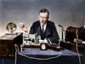 電信、無線、電話、ラジオ。民需によるITイノベーション