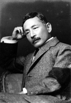 夏目漱石(写真:ユニフォトプレス)