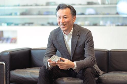 ミスミグループ本社 常務執行役員 ID企業体社長の吉田光伸氏