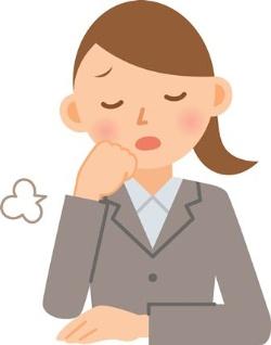 体の機能の面から見ると、ため息はとても役に立つ。(©yohei131-123RF)