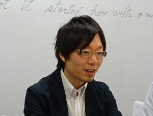 福田真嗣さん。今最も注目されている腸内環境研究者の一人だ。