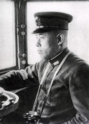 第2次世界大戦で、連合艦隊の司令長官を務めた山本五十六(写真:近現代PL/アフロ)