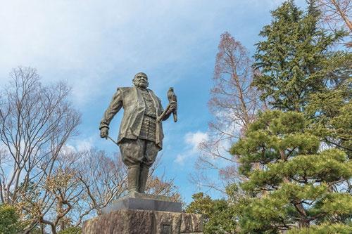 徳川家康は偉大なゼネラリストでした(写真:123RF)