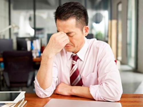 """肉体的・精神的ストレスがかかったときは、自律神経が特に酷使されることになる。その疲労を取る方法が""""睡眠""""だ。(c)imtmphoto-123RF"""